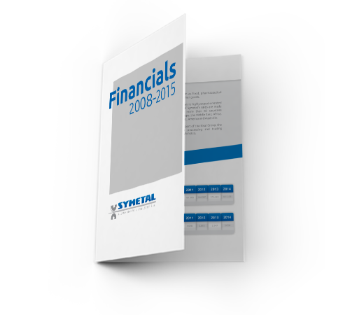 symetal financials